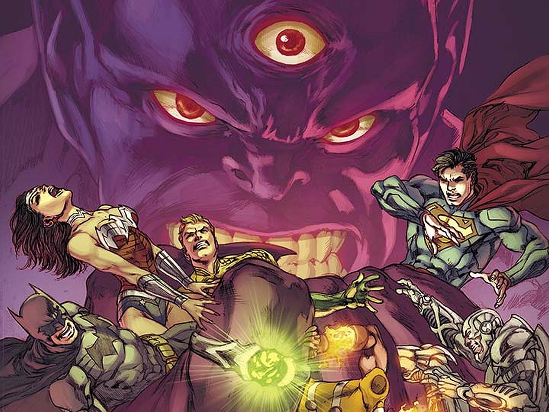 Alpha Coders | Wallpaper Abyss Comics Justice League 367541