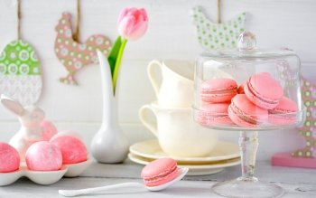Alimento - Macaron Wallpapers and Backgrounds ID : 367895