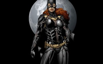 Comics - Batgirl Wallpapers and Backgrounds ID : 367981