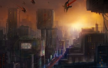 Sci Fi - City Wallpapers and Backgrounds ID : 367984