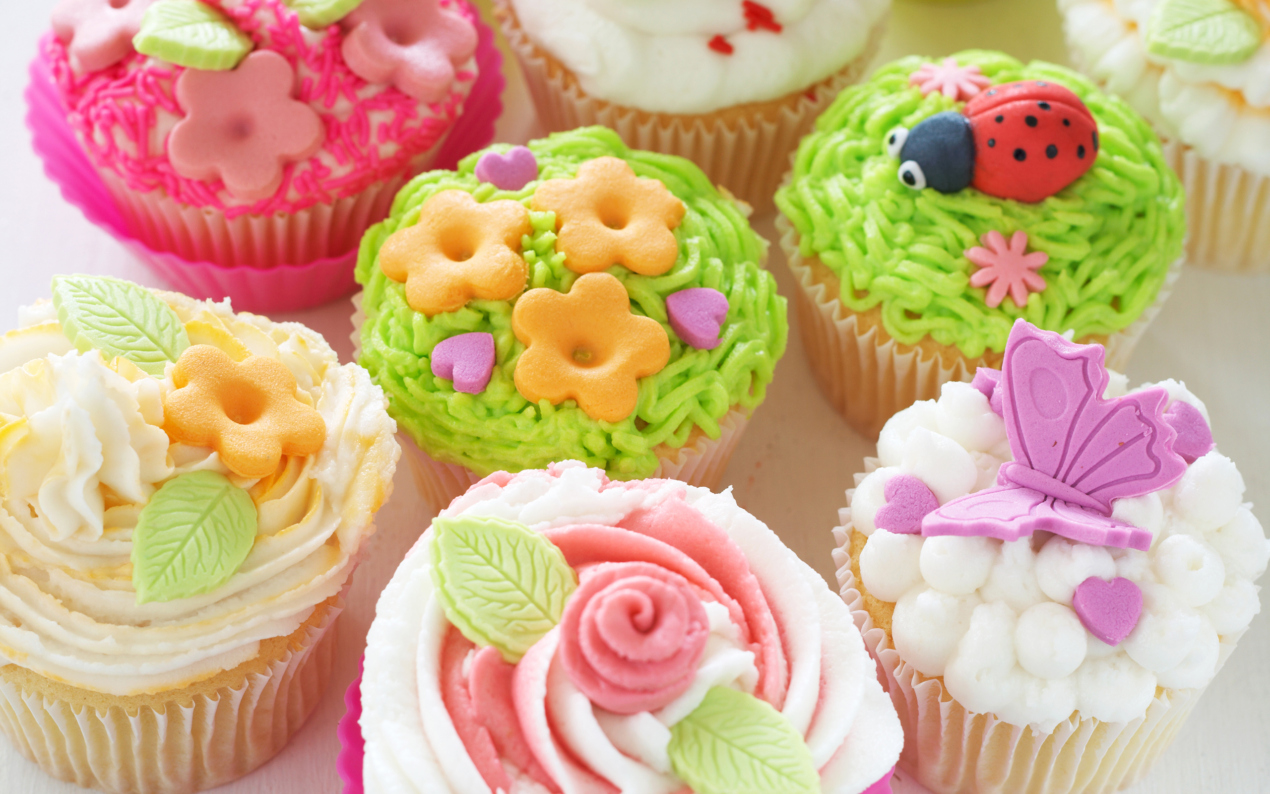 Cup Cake Chinois