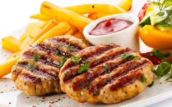 Alimento - Meat Wallpapers and Backgrounds ID : 368875