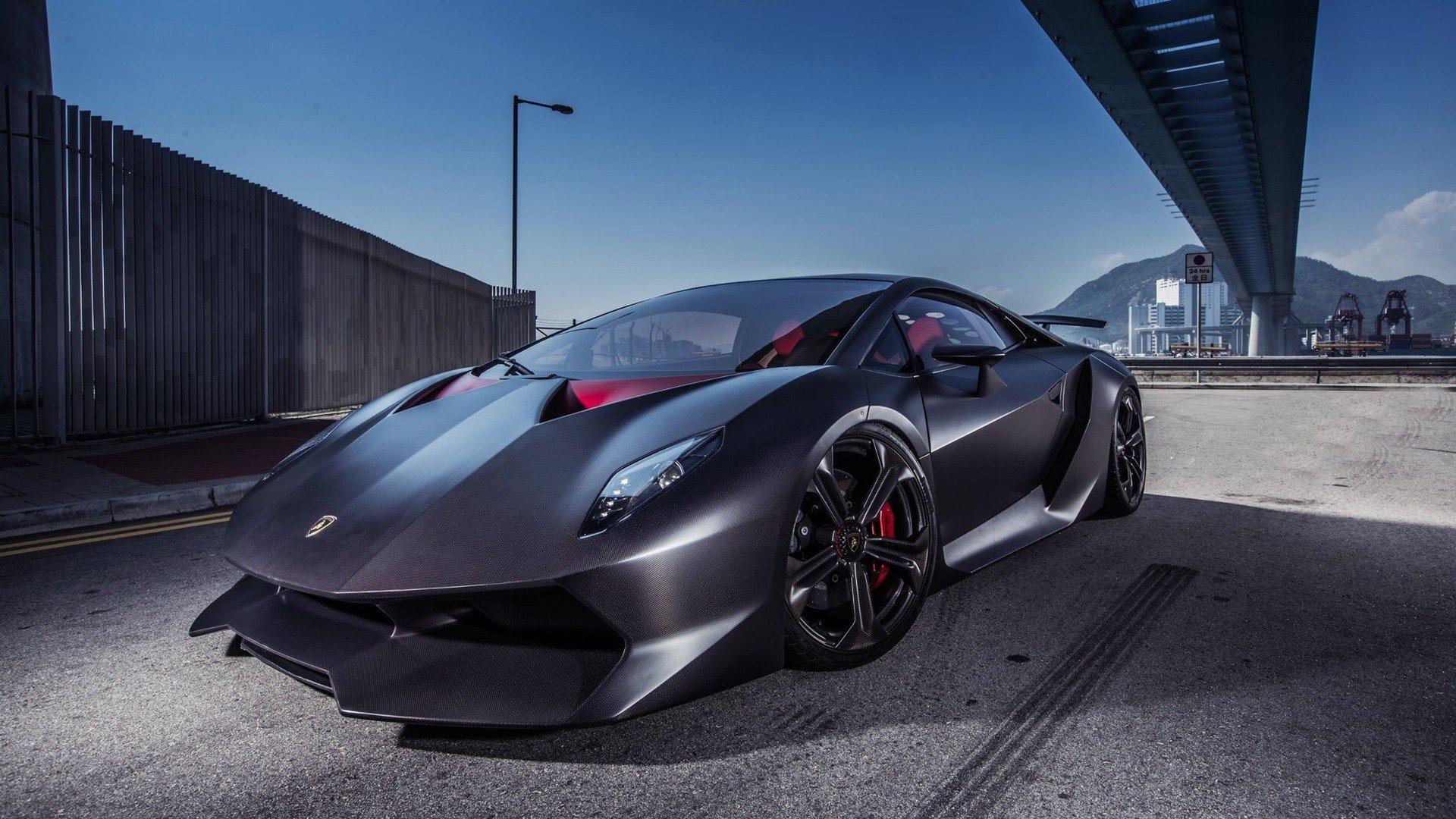 Lamborghini Sesto Elemento Hd Wallpaper Background Image