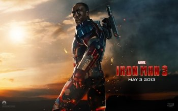 Movie - Iron Man 3 Wallpapers and Backgrounds ID : 369423