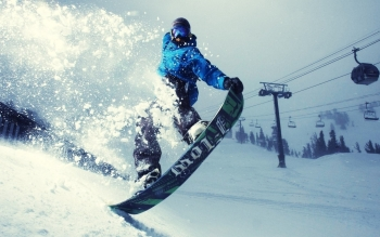 Sports - Snowboarding Wallpapers and Backgrounds ID : 369931