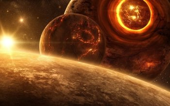 Ciencia Ficción - Planetscape Wallpapers and Backgrounds ID : 369983