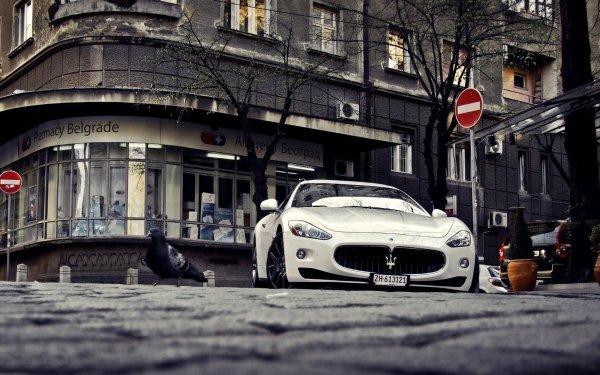 Vehicles Maserati GranTurismo Maserati HD Wallpaper   Background Image