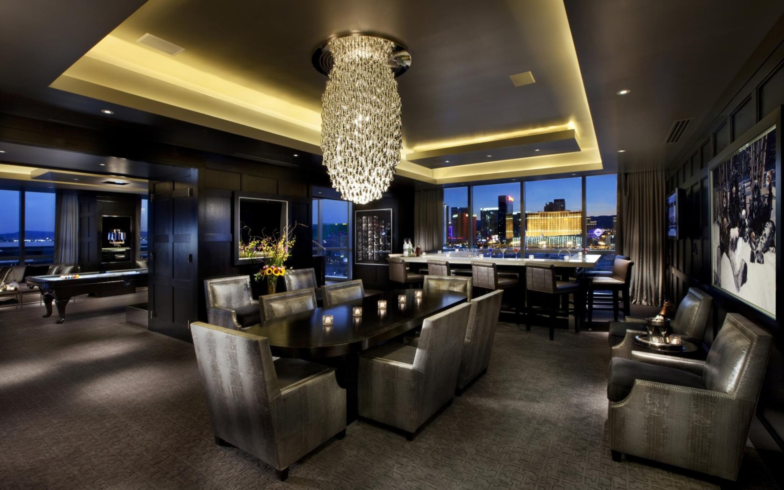 1 Hard Rock Hotel Las Vegas Penthouse Hd Wallpapers