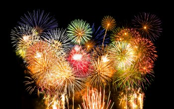 Photography - Fireworks Wallpapers and Backgrounds ID : 370767