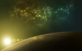 Sci Fi - Planetscape Wallpapers and Backgrounds ID : 370827