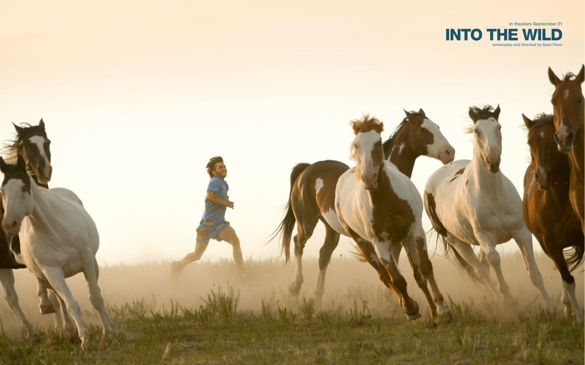 Into The Wild Full HD Wallpaper And Background Image