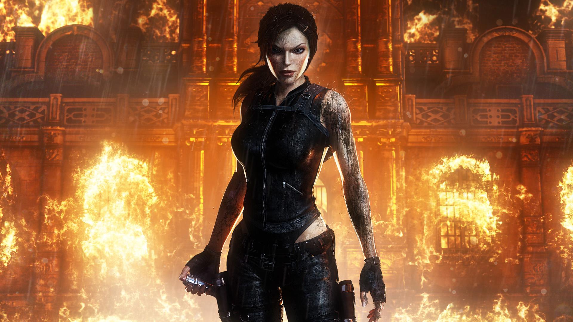 Tomb Raider: Underworld Papel De Parede HD