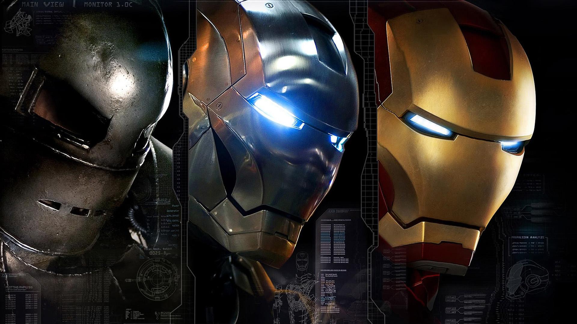 Iron Man Hd Wallpaper Background Image 1920x1080 Id 371856