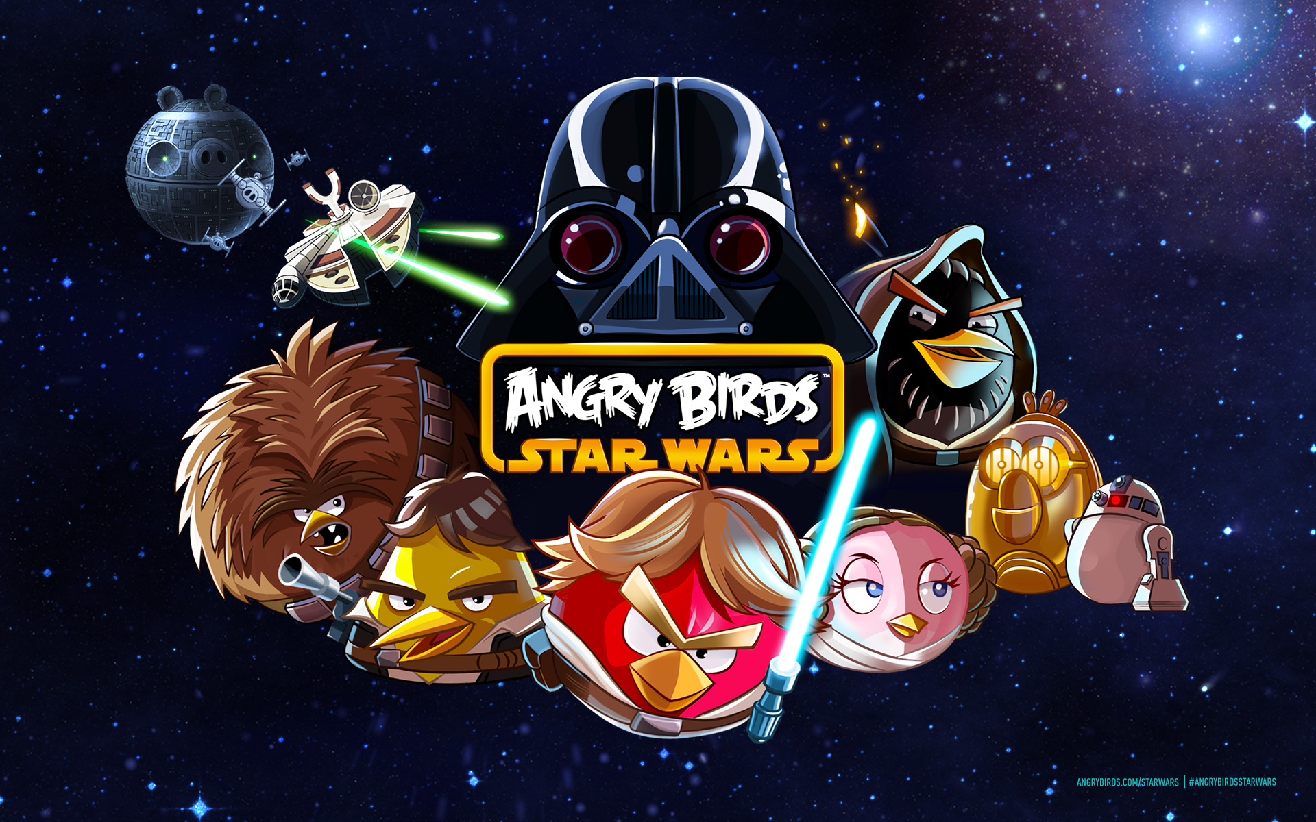 Angry Birds Star Wars 1.5.13 for Android - Download