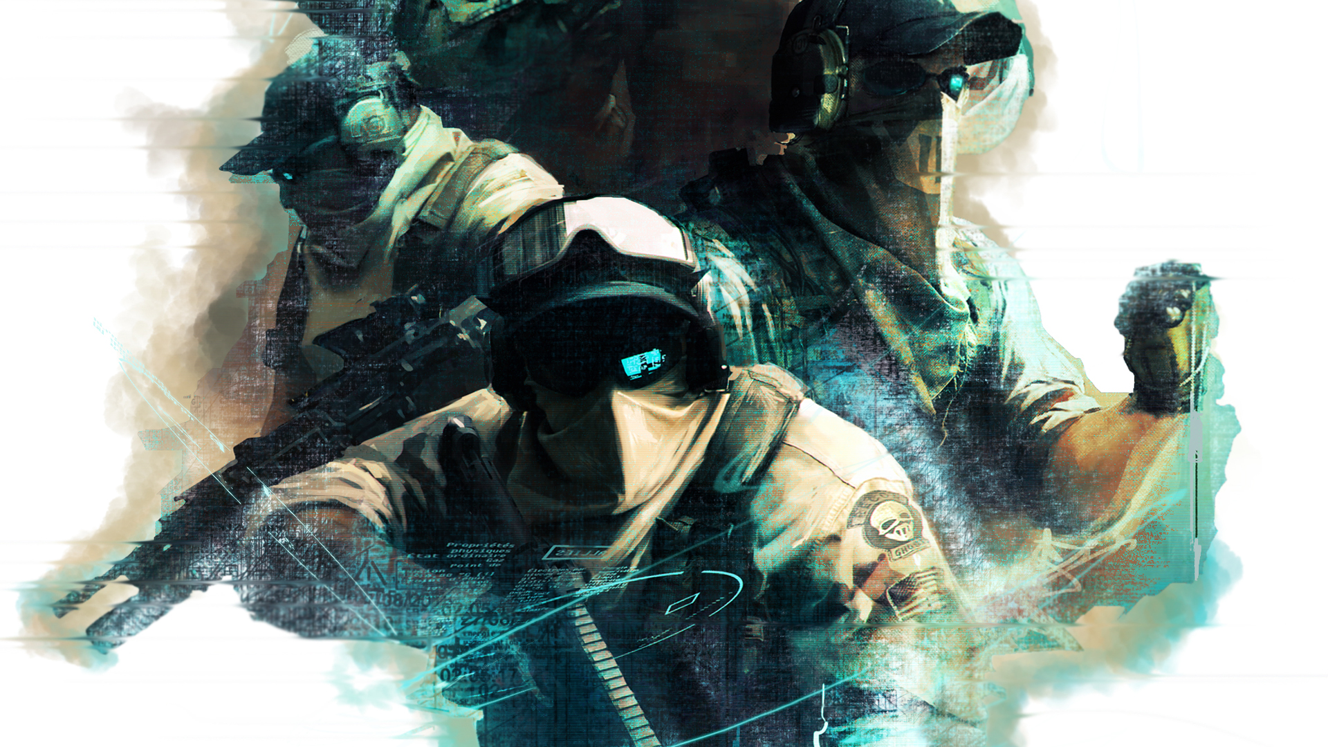 Tom Clancy's Ghost Recon: Future Soldier Full HD Wallpaper