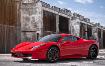 Vehicles - Ferrari Wallpapers and Backgrounds ID : 371478
