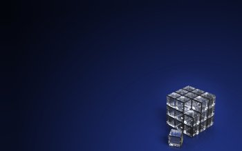 CGI - Cube Wallpapers and Backgrounds ID : 371538