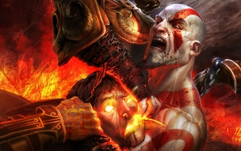 Video Game - God Of War III Wallpapers and Backgrounds ID : 371849