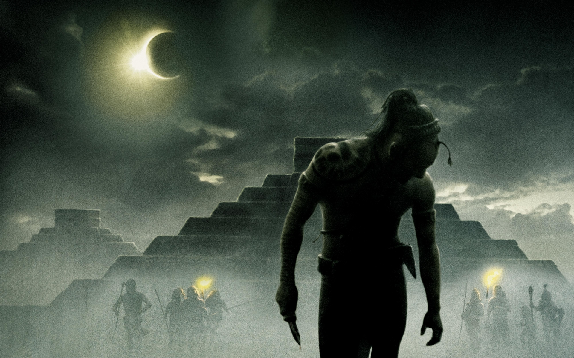 Movie - Apocalypto  Wallpaper