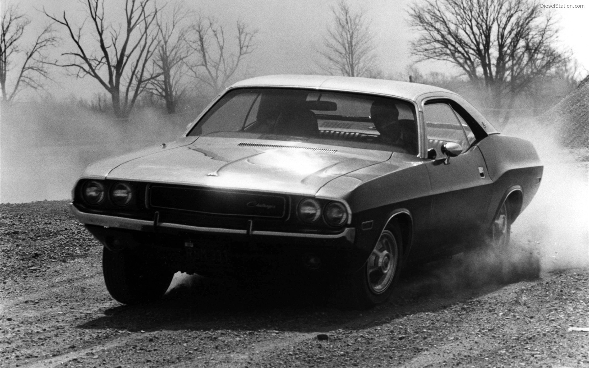 1970 Dodge Challenger Hd Wallpaper Background Image 1920x1200