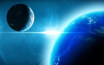 Sci Fi - Planet Wallpapers and Backgrounds ID : 372296