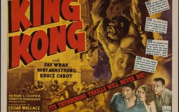 Movie - King Kong Wallpapers and Backgrounds ID : 372439