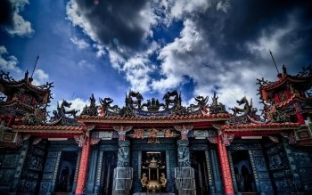 Religieus - Temple Wallpapers and Backgrounds ID : 372622