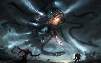 Sci Fi - Creature Wallpapers and Backgrounds ID : 372781