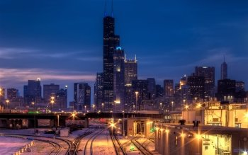 Man Made - Chicago Wallpapers and Backgrounds ID : 372957