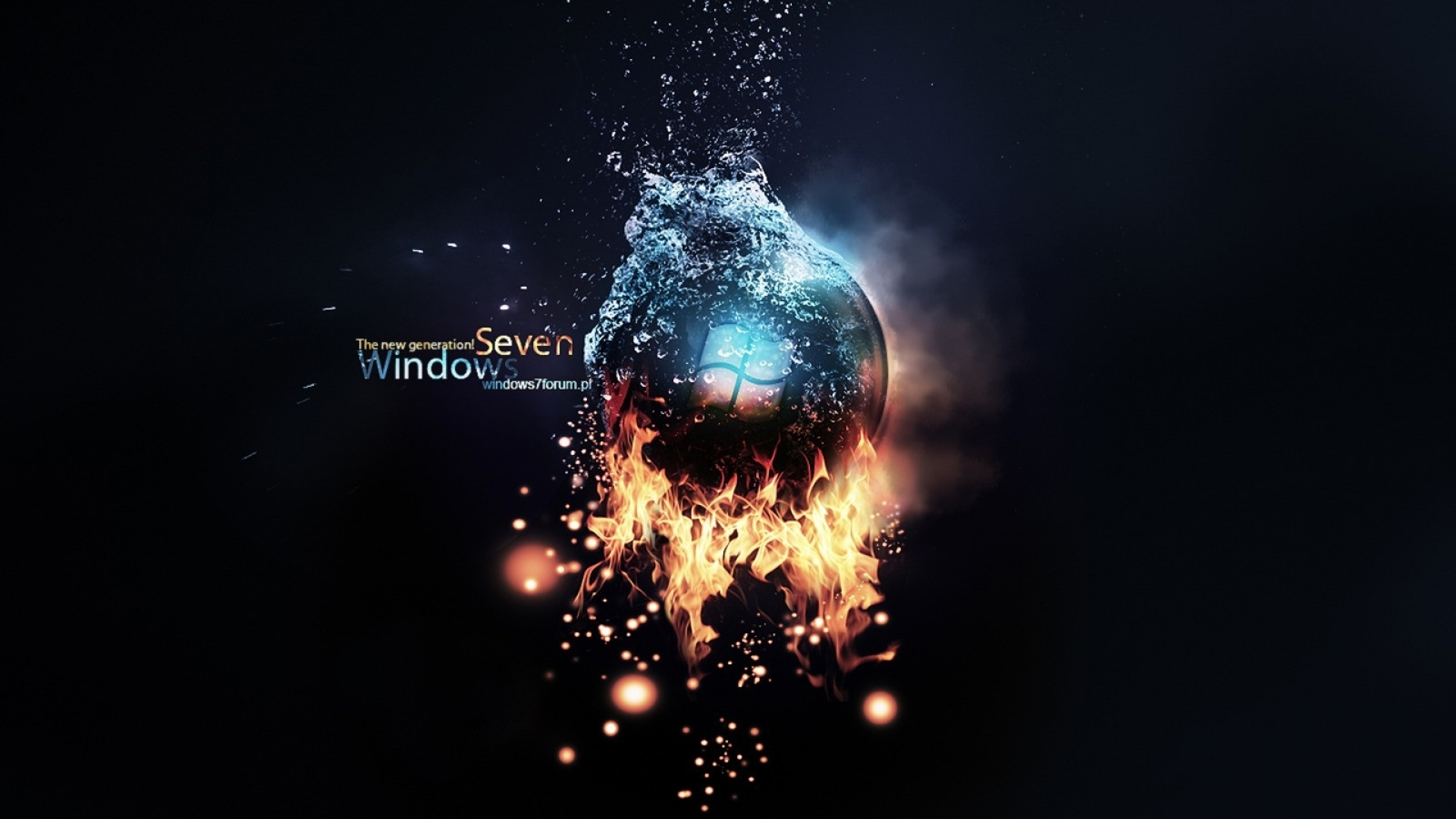 windows 7 full hd wallpaper and background image | 1920x1080 | id:373204