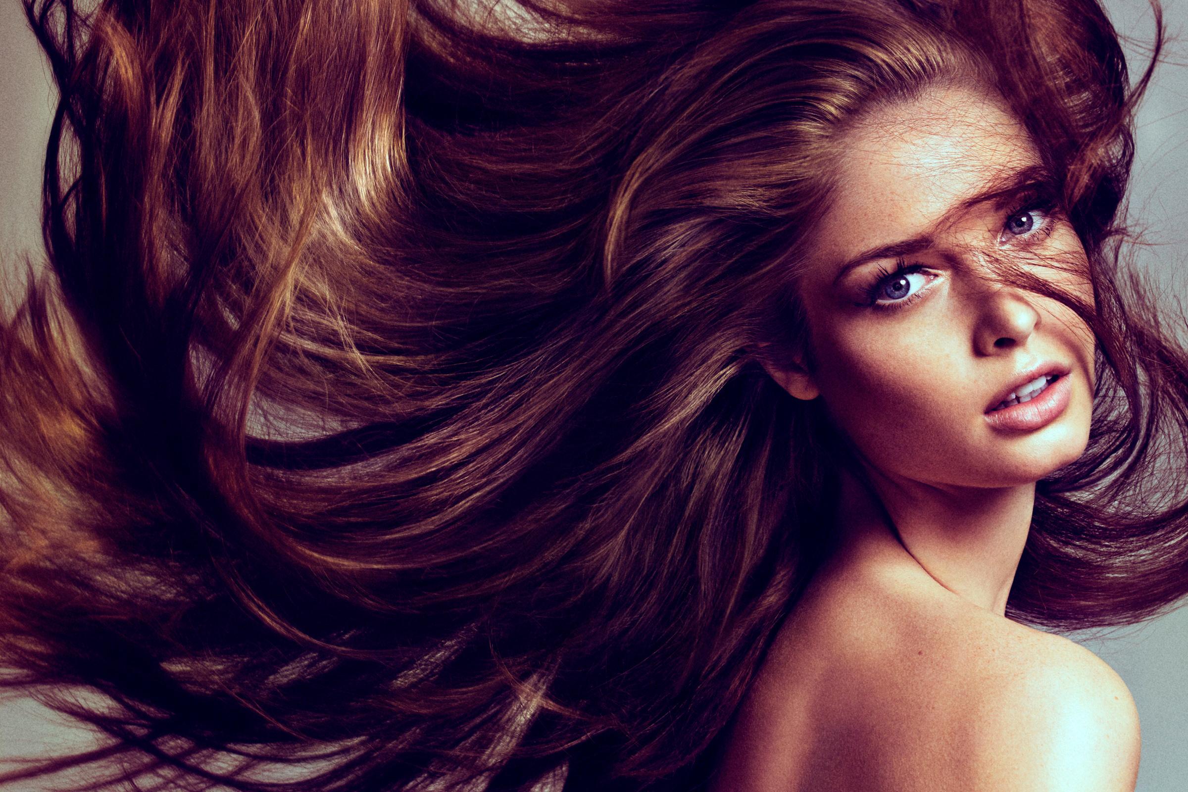 Отрастить волосы на 6 см за 2 месяца