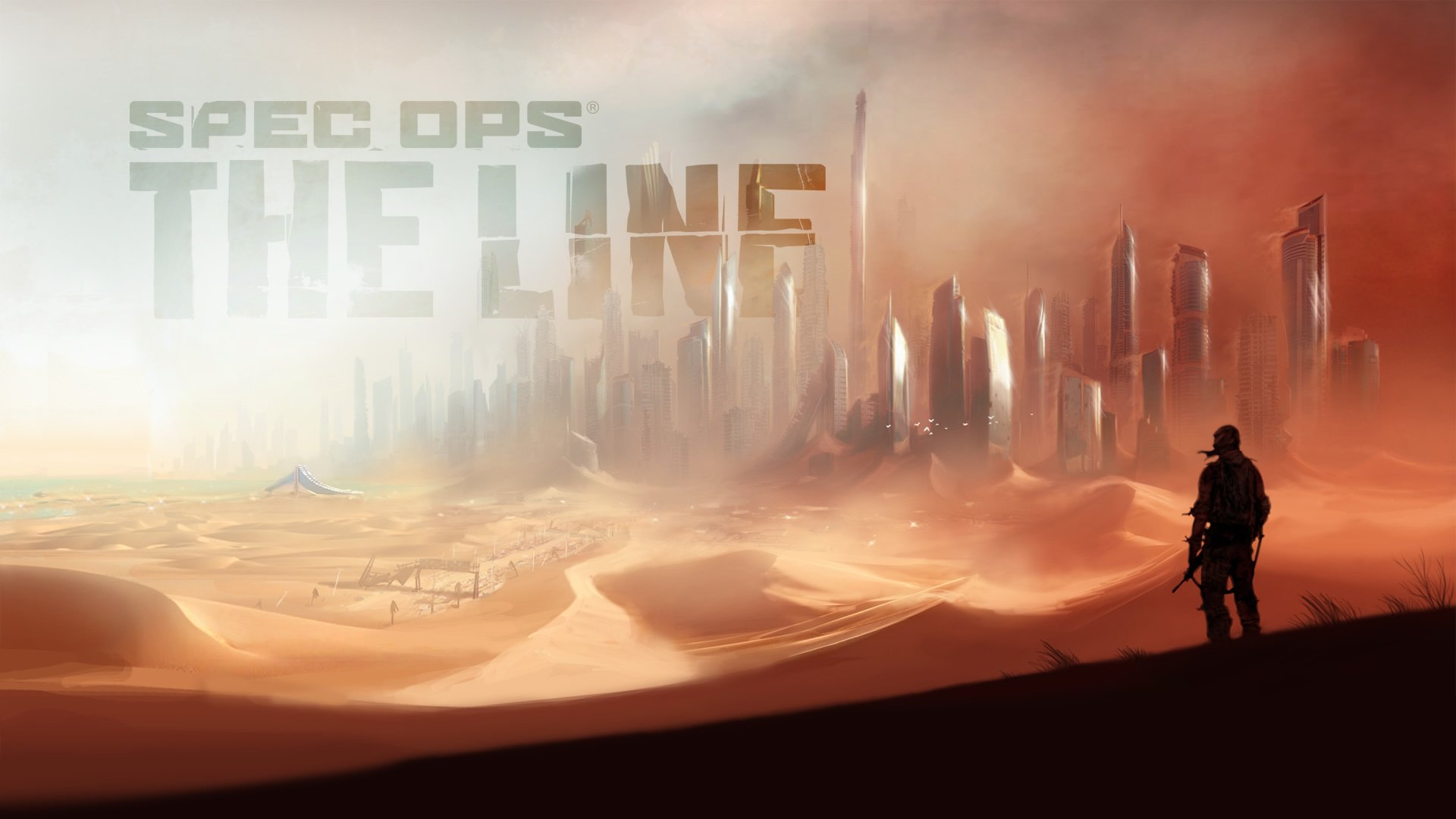 Spec Ops The Line 高清壁纸 桌面背景 19x1080 Id 3732 Wallpaper Abyss