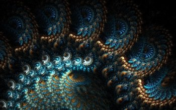 Abstrakt - Fractal Wallpapers and Backgrounds ID : 373117