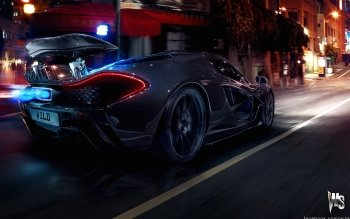 Vehículos - McLaren P1 Wallpapers and Backgrounds ID : 373808