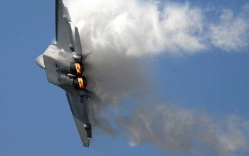 Military - Lockheed Martin F-22 Raptor Wallpapers and Backgrounds ID : 373947