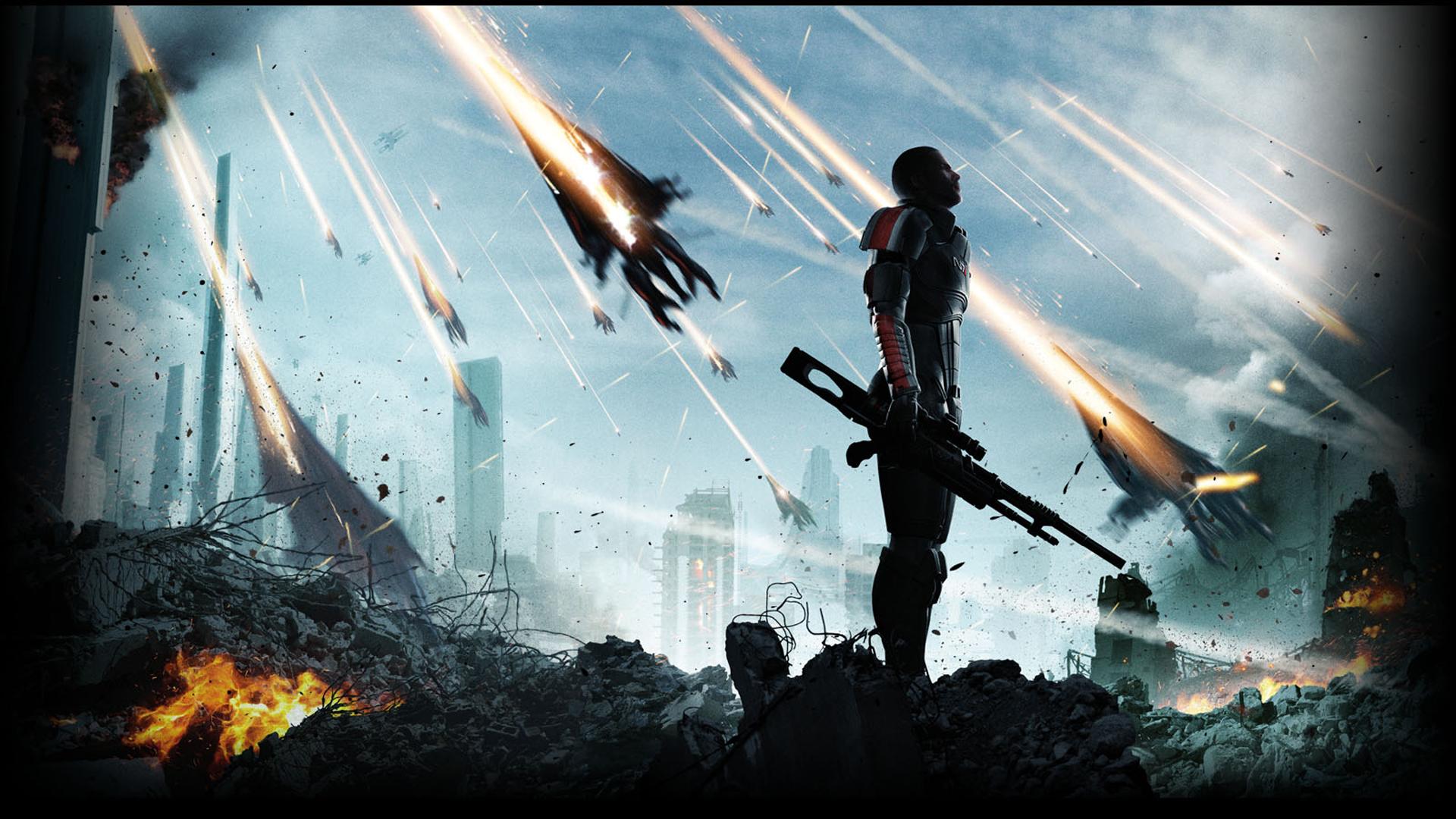 Mass Effect 3 Fondo De Pantalla Hd Fondo De Escritorio
