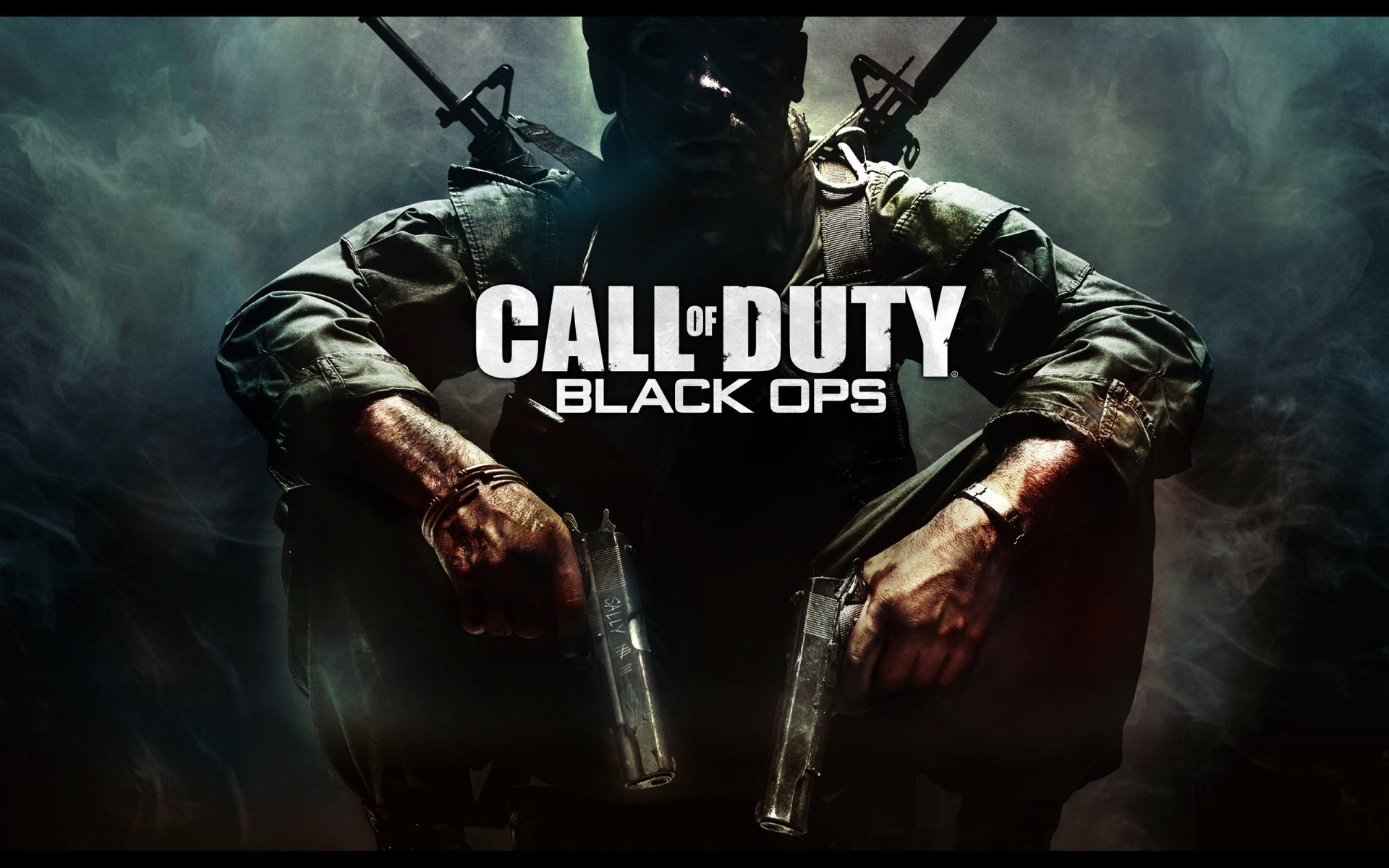 20 Call Of Duty Black Ops Hd Wallpapers Background Images