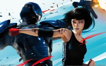 Video Game - Mirror's Edge Wallpapers and Backgrounds ID : 374449