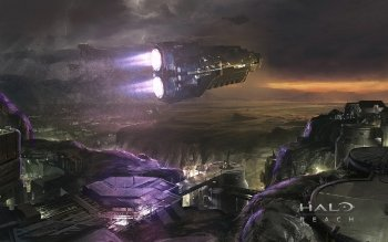Video Game - Halo: Reach Wallpapers and Backgrounds ID : 374601