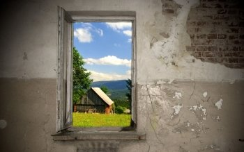 Man Made - Window Wallpapers and Backgrounds ID : 374685
