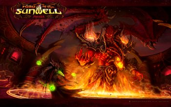 Computerspiel - World Of Warcraft: Fury Of The Sunwell Wallpapers and Backgrounds ID : 374784