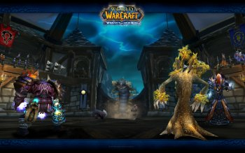 Video Game - World Of Warcraft: Wrath Of The Lich King Wallpapers and Backgrounds ID : 374787