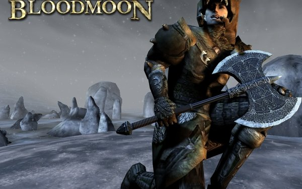 Video Game The Elder Scrolls III: Bloodmoon The Elder Scrolls HD Wallpaper   Background Image