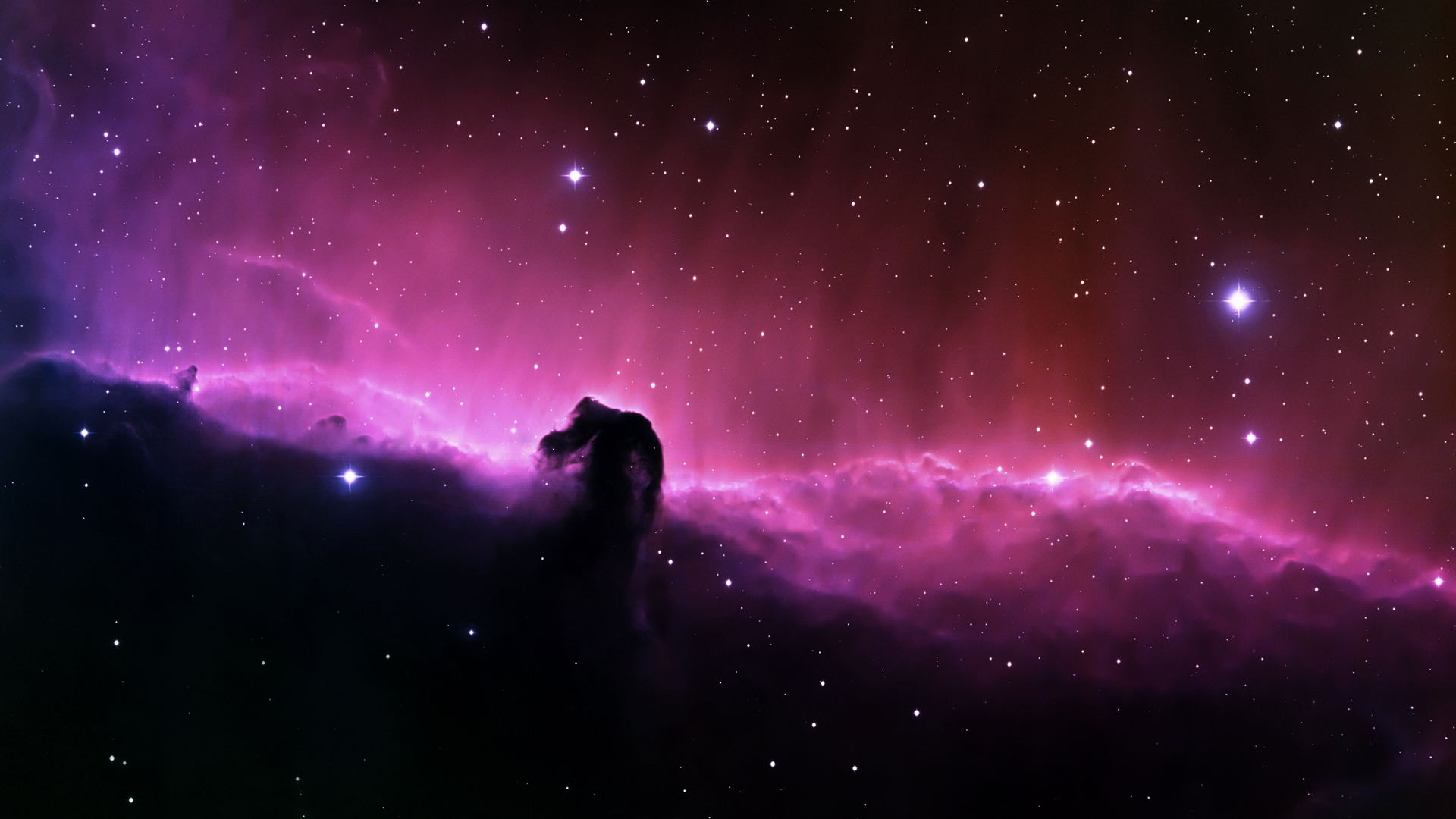 Horsehead Nebula FlyThrough w Tune  YouTube
