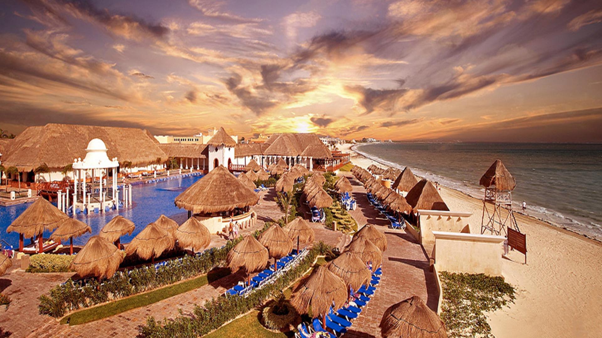 Wallpaper Hd De Cancun: Cancun Full HD Wallpaper And Background Image