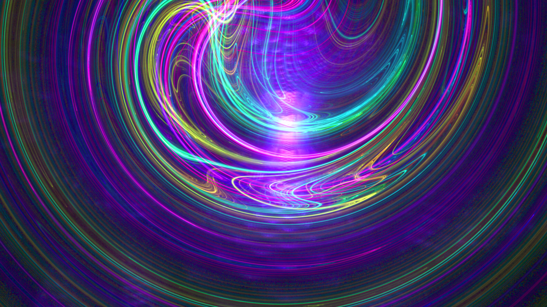 Hd Fractals Wallpapers 1080p: Purple Fractal HD Wallpaper