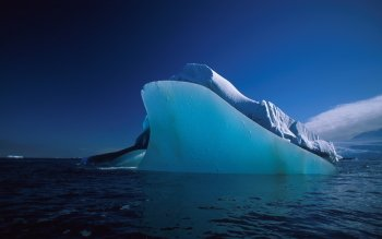 Earth - Iceberg Wallpapers and Backgrounds ID : 375034