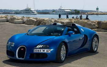 Veicoli - Bugatti Veyron Wallpapers and Backgrounds ID : 375469