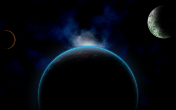 Fantascienza - Planet Wallpapers and Backgrounds ID : 376504