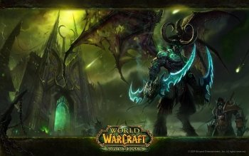 Video Game - World Of Warcraft: The Burning Crusade Wallpapers and Backgrounds ID : 376636